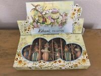 Katherines Collection Easter Ornaments Bunny Set Of 6