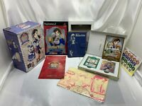SONY PS2 Japan Atelier Lilie Premium Box / Limited Edition PlayStation 2