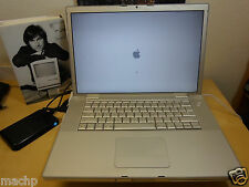 "Macbook Pro 15"" 2.16 ghz Core Duo  A1150  As-is"