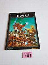 Warhammer 40,000 Games Workshop 2001 TAU Codex