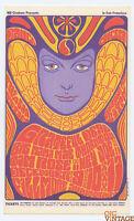 BG 41 Grateful Dead Big Mama Thornton 1966 Dec 9 Bill Graham Fillmore Handbill