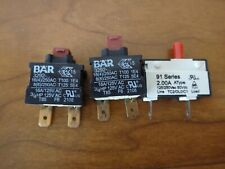 Genuine Dyson DC25 Vacuum Cleaner Switches - Power & Reset Switches