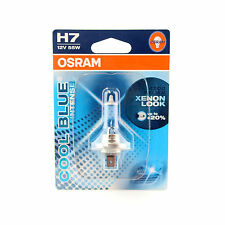1x OSRAM H7 Cool Blue Intense 55 Watt Autolampe Licht Xenon Effekt 55W 12v PKW