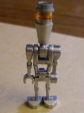 Lego Star Wars Assassin Droid Elite Druide silber Figur Killer Killerdruide Neu