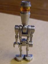 Lego Star Wars Assassin Droid Elite Druide silber Figur Killer Killerdruide Neu