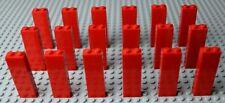 Lego Red Bricks 1x2 [3004] x90 VGC