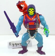 MOTU, Dragon Blaster Skeletor, Masters of the Universe, figure, complete, Lock