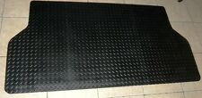 Heavy Duty Rubber Boot Mat liner for SSANGYONG KYRON 06+ SWB