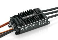 Hobbywing Platinum V4 120A Brushless ESC BEC RC Airplane Helicopter Drone EP