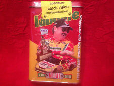 New 4 Metal Collector Cards w/TinTerry Labonte NASCAR Winston Cup 1996 Champion