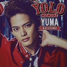 Yuma Nakayama - Yolo Moment B [New CD] Hong Kong - Import