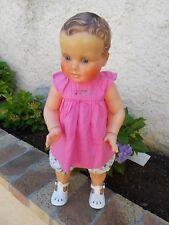 ens haut et bloomer bébé 3 mois  poupée reborn,baigneur55cm