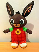 CBeebies Bing Bunny Rabbit Plush Soft Toy Doll 30cm Talking