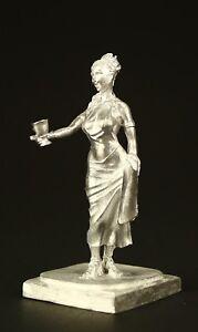 Roman Woman KIT Tin toy soldier 54 mm. metal