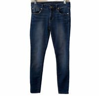 Articles Of Society Sarah Skinny Jeans Dark Wash Size 25 style 5350PL-276h