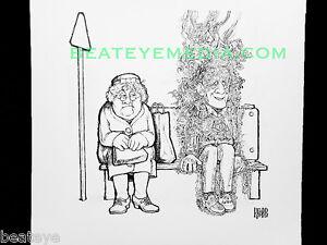 RON COBB-HIPPY-PSYCHEDELIC-CARTOON-UNDERGROUND COMICS-COMIX-COMIC ART-LSD-ACID