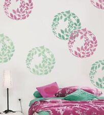 Magnolia Vine Reusable Stencil - MEDIUM - Easy & Fun Home Decor with Stencils