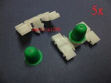 5x Exterior Door Fender Moulding trim CLIPS BMW 3-Series E36 Part # 51131960054