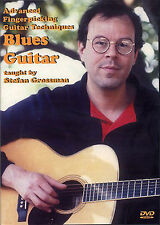 Learn to Play Advanced Blues Guitar Fingerpicking DVD LESSON TUTOR LICKS STYLE