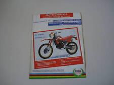 advertising Pubblicità 1986 MOTO FANTIC OASIS 50.1