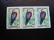 NOUVELLE CALEDONIE timbre yt n° 347 x3 obl (A4) stamp new caledonia
