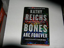 Bones are Forever by Kathy Reichs (2012) SIGNED 1st/1st