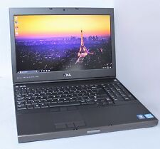 "Dell Precision M4700 15.6"" Workstation Laptop: Core i7, 16GB RAM, 240GB SSD"