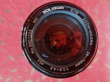Soligor S/M Objektiv 28-70 mm 1:3,9-4,8  Nikon-Anschluss