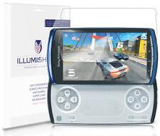 iLLumiShield Anti-Bubble Screen Protector 3x for Sony Ericsson Xperia Play 4G