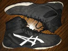 Asics Gel Mat Control Wrestling Shoes Men's Size 11.           1018 A020.