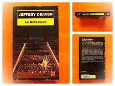 Le Désosseur. Jeffery Deaver -Le Livre de Poche Policier  N° 17103