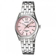 Casio Dress Silver Watch LTP1335D-5A