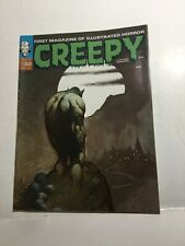 Creepy 32 Vf+ Very Fine+ 8.5 Warren Magazine