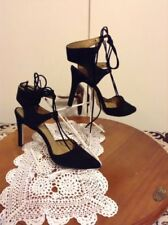 High (3 in. and Up) Stilettos Lace Up Heels for Women