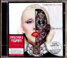 Christina Aguilera - Bionic CD Korea Import SEALED NEW