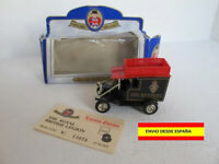 CAMION ANTIGUO EN MINIATURA OXFORD DIE-CAST LEST WE FORGET MADE IN ENGLAND 7cm
