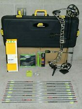 New listing Loaded Right Handed Mathews VXR 31.5 Bow Package-Camo-New String Set- Many DL/W