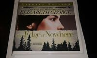 ELIZABETH GEORGE THE EDGE OF NOWHERE 10CD AUDIOBOOK INSPECTOR LYNLEY
