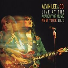 Alvin Lee - Alvin Lee AndCo. Live At The Academy Of Music New York 1975 [New CD]