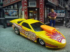 '00 FIRST EDITIONS HOT WHEELS PRO STOCK FIREBIRD LOOSE 1:64 SCALE