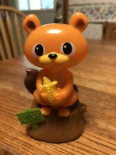 Solar Powered Dancing Toy Bobblehead New 2019-  FALL - SQUIRREL