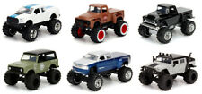 JADA 1/64 JUST TRUCKS WAVE 19 ASSORTMENT CHEVY FORD HUMMER H1 SET OF 6 14020-W19