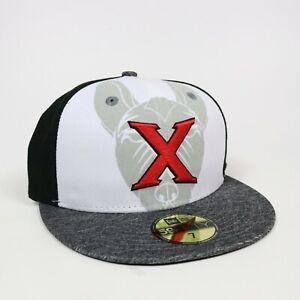 New Era Club Tijuana Xolos 59FIFTY Hthr/Wht/Blk Hat Gorra Cerrada Official