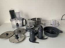 Kenwood Multipro FPM270 Compact Food Processor Accessories