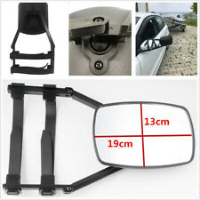 1pcs Clip-on Towing Mirror Rearview Extensions Adjustable Universal For Car SUV