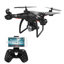 Professional Selfie RC Drone 720p HD Camera FPV APP Altitude Hold Quadcopter RTF
