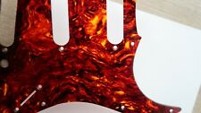 1962 Fender Stratocaster Celluloid Solid Tortoise Pickguard Nitrate Strat 61 60