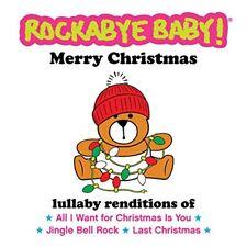 Rockabye Baby - Merry Christmas 2018 New Unsealed Promo EP CD