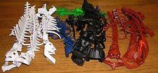 LEGO Bionicle Piraka Gummi Ersatzteile Sammlung 54270