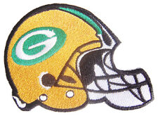 New NFL Green Bay Packers Logo embroidered iron on patch. 3.5 x 2.5 inch (i163)